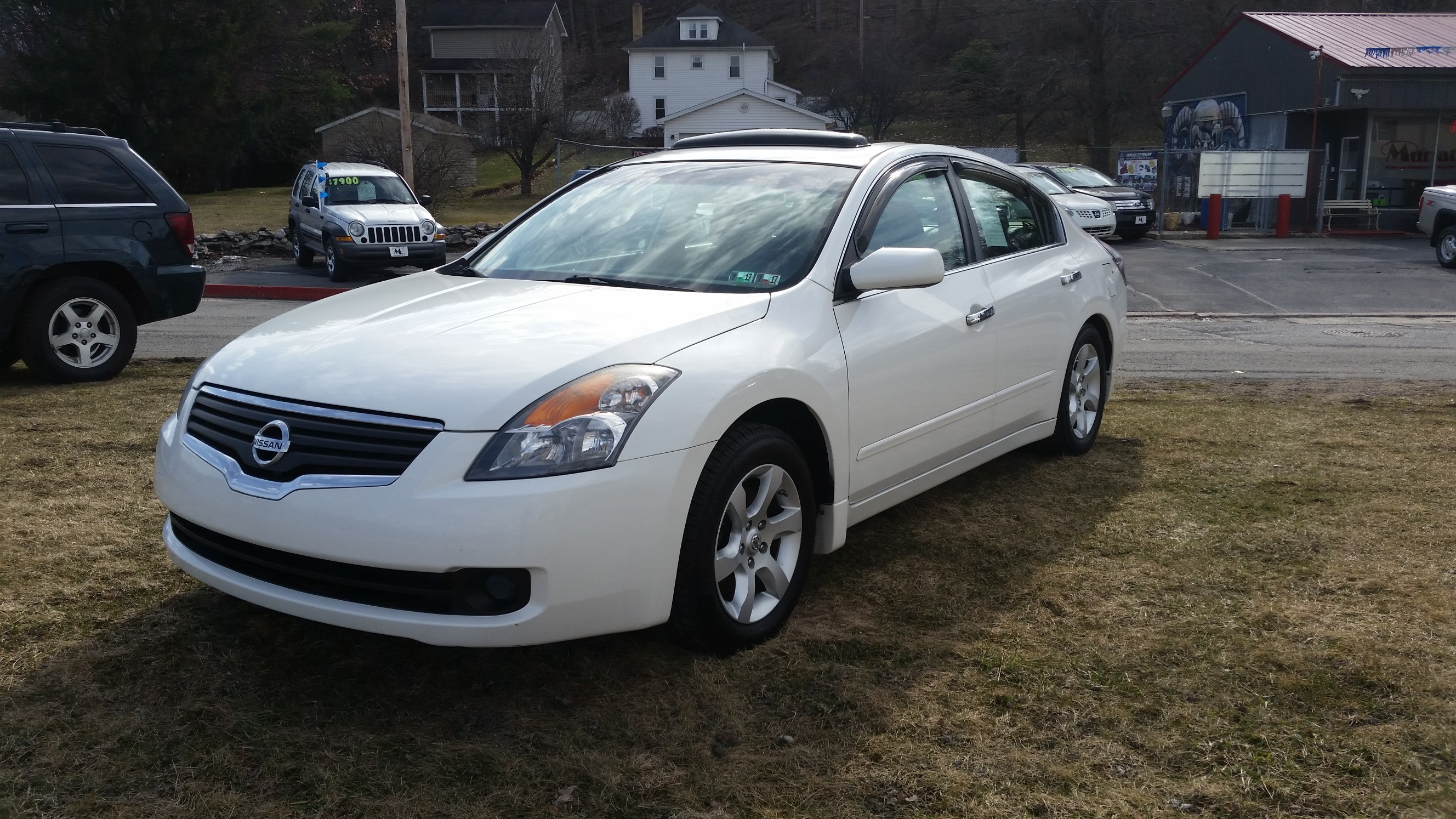 2008 Nissan Altima Sedan Pictures 2018 Cars Models