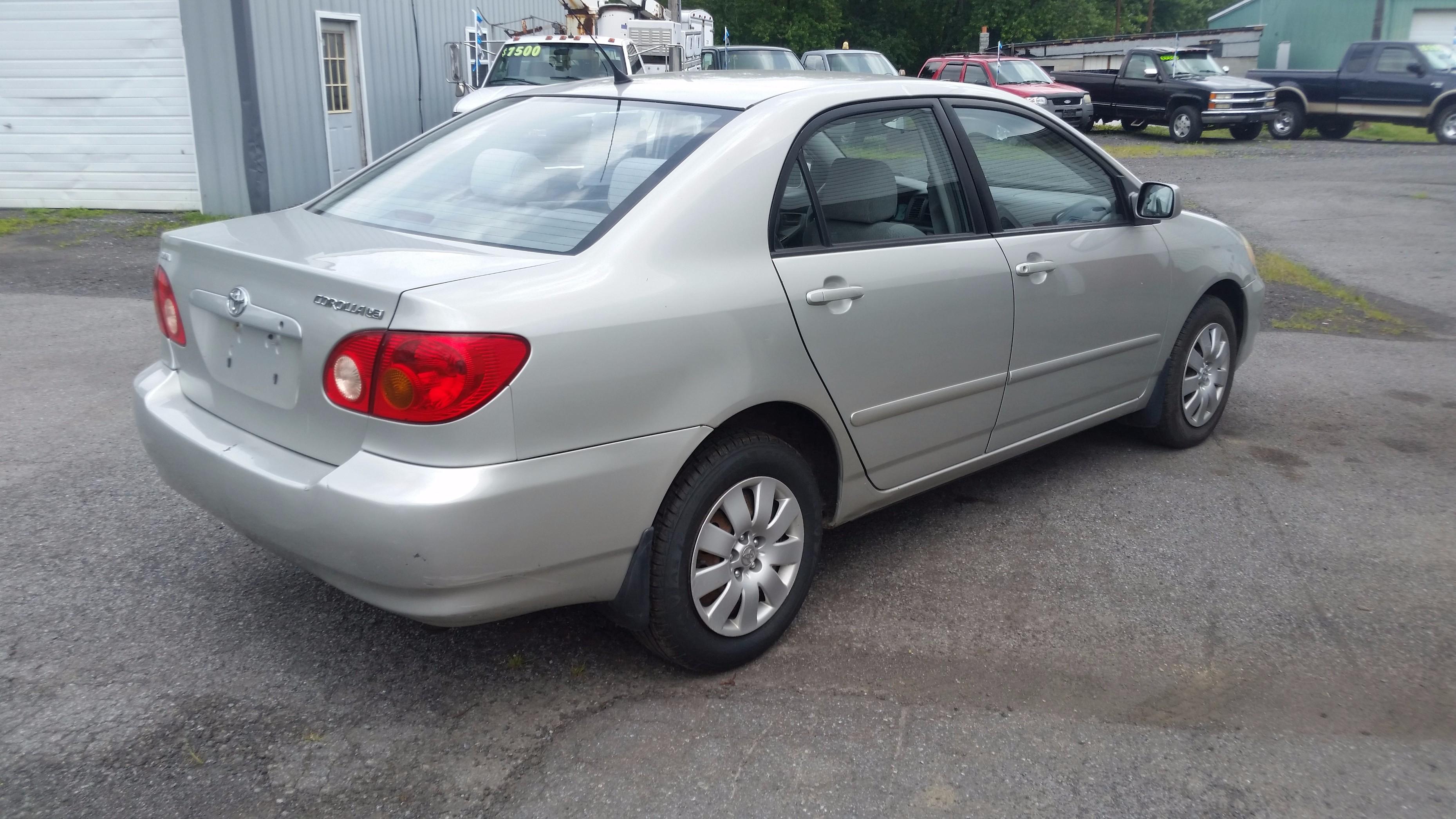 2008 Toyota Corolla Owners Manual Fuse Box Ebay