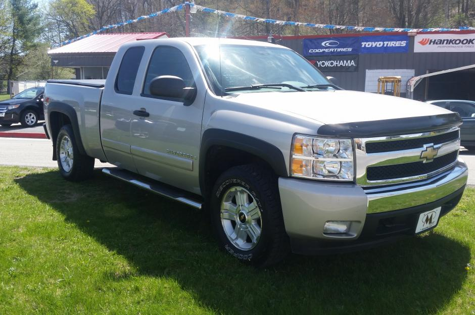 2008 chevrolet silverado extended cab z71 truck murarik motorsports. Black Bedroom Furniture Sets. Home Design Ideas